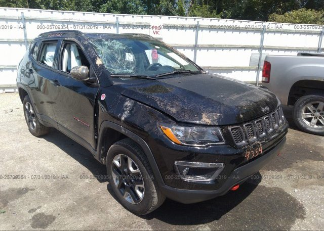 Inventory #516998316 2018 JEEP COMPASS