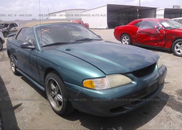 Inventory #783136702 1996 FORD MUSTANG