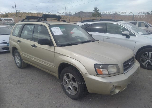 Inventory #658669384 2004 Subaru FORESTER