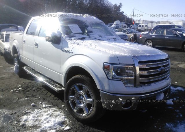 Inventory #254566534 2014 FORD F150