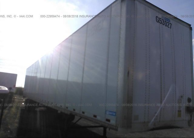 Inventory #185473316 2014 STOUGHTON TRAILERS INC VAN