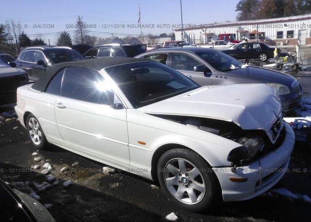 Inventory #691010939 2001 BMW 325