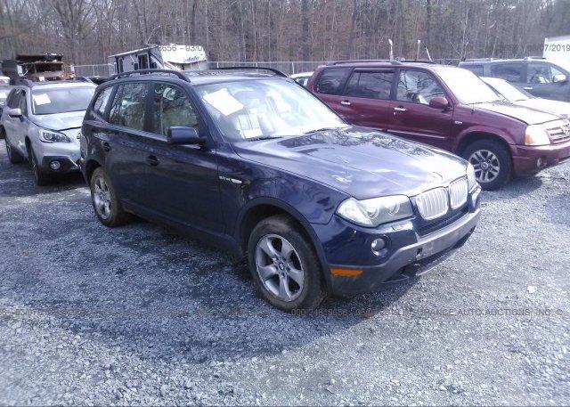 Inventory #353543508 2008 BMW X3