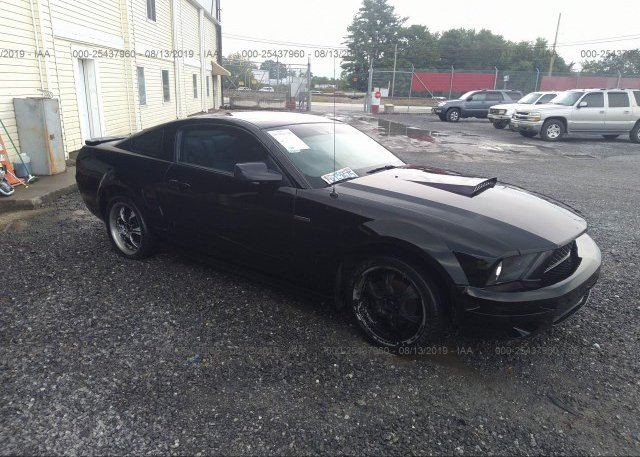 Inventory #254601983 2007 FORD MUSTANG