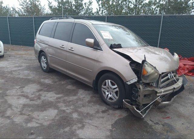 Inventory #188672830 2007 Honda Odyssey