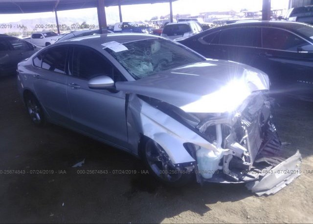 Inventory #424489056 2016 FORD FUSION