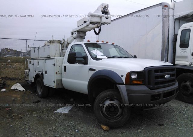 Inventory #575683624 2006 FORD F450