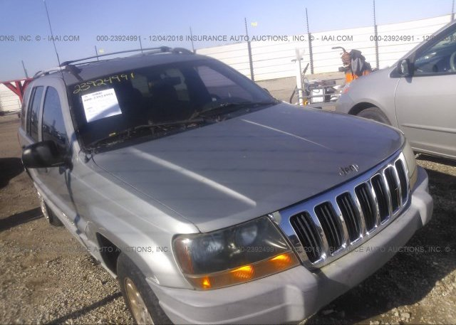 Inventory #546960603 2000 JEEP GRAND CHEROKEE