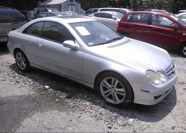Inventory #420665484 2006 Mercedes-benz CLK