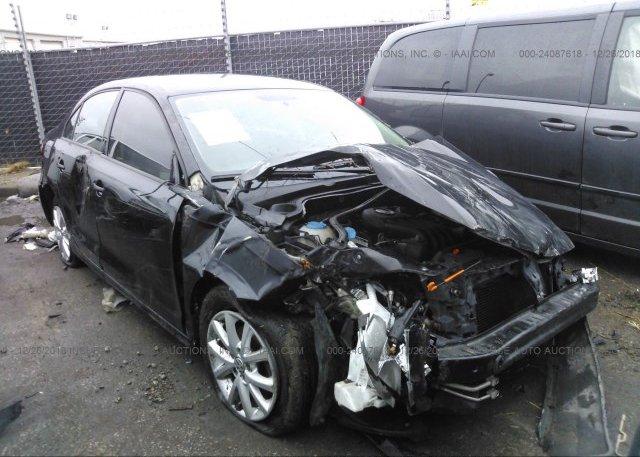 Inventory #891025709 2012 Volkswagen JETTA