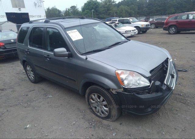 Inventory #901504539 2005 Honda CR-V