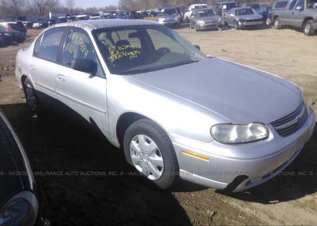 Inventory #432201395 2004 Chevrolet CLASSIC