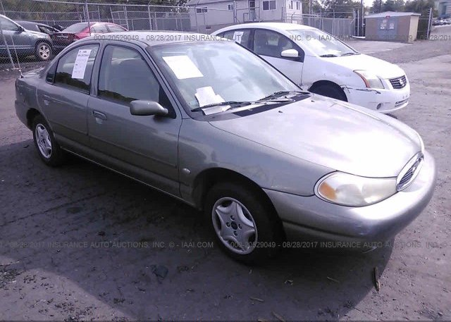 Inventory #586052855 1998 FORD CONTOUR
