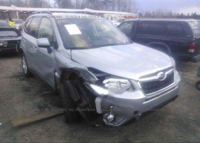Inventory #762482091 2015 Subaru FORESTER