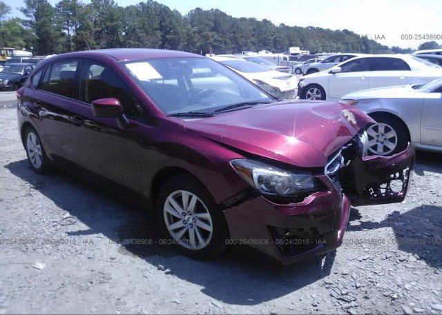 Inventory #267612887 2015 Subaru IMPREZA