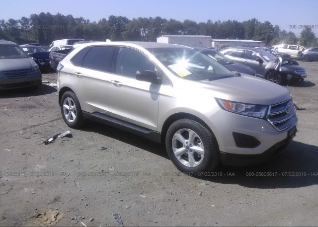 Inventory #755988205 2018 FORD EDGE