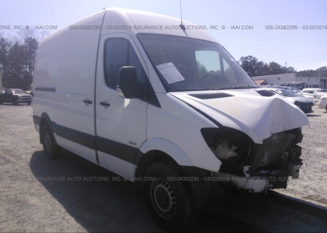 Inventory #130223929 2013 Mercedes-benz SPRINTER