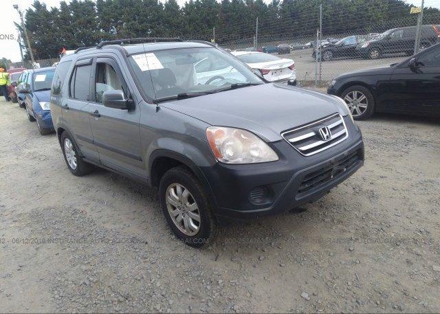 Inventory #430833626 2005 Honda CR-V