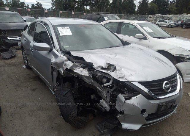 Inventory #862212686 2018 Nissan ALTIMA
