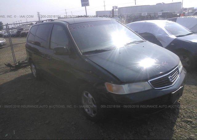 Inventory #107485034 2001 Honda ODYSSEY