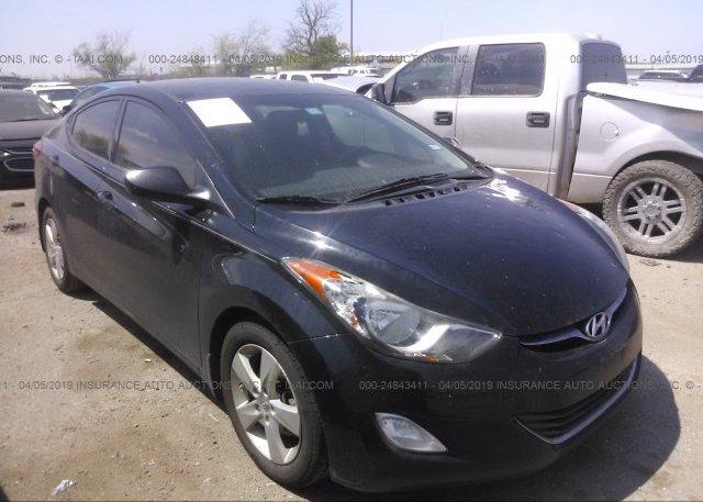 Inventory #771699222 2013 Hyundai ELANTRA