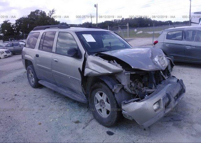Inventory #574206108 2003 Chevrolet TRAILBLAZER
