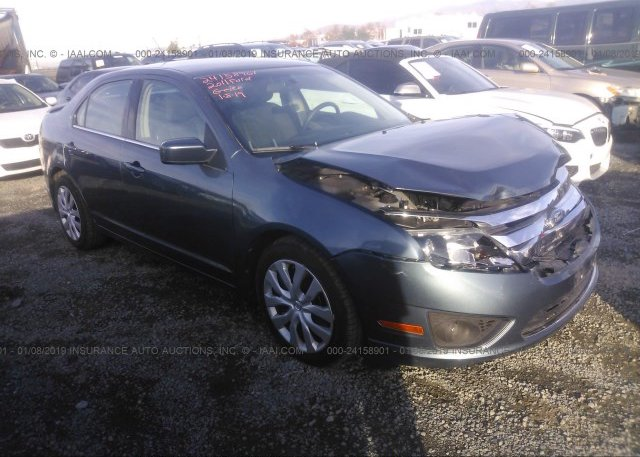 Inventory #260079985 2011 FORD FUSION