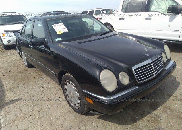 Inventory #561000056 1999 Mercedes-benz E