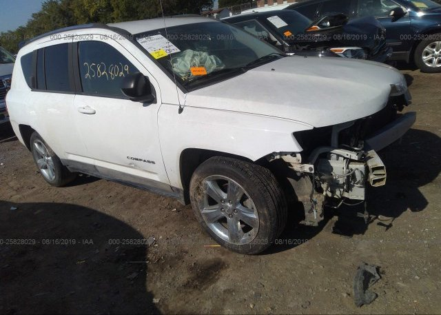 Inventory #842708390 2011 JEEP COMPASS