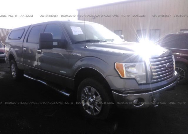 Inventory #737115657 2012 FORD F150