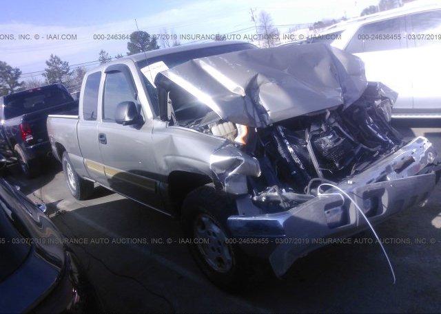 Inventory #446761132 2003 Chevrolet SILVERADO