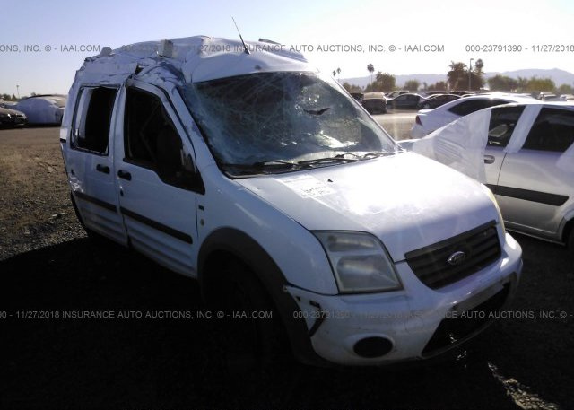 Inventory #590889308 2010 FORD TRANSIT CONNECT