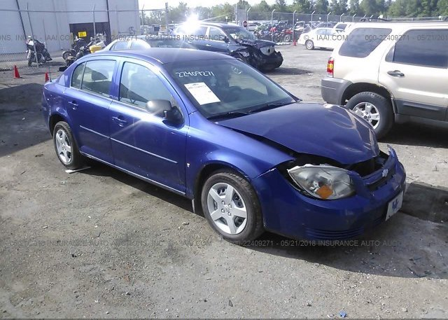 Inventory #437612768 2006 Chevrolet COBALT