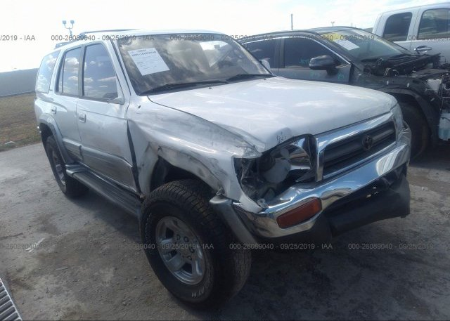 Inventory #769065250 1998 Toyota 4RUNNER