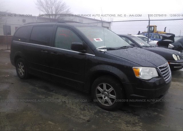 Inventory #370547581 2008 Chrysler TOWN & COUNTRY
