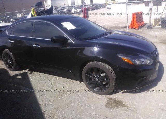 Inventory #972691598 2018 Nissan ALTIMA