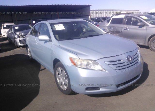 Inventory #962125332 2007 Toyota CAMRY NEW GENERAT