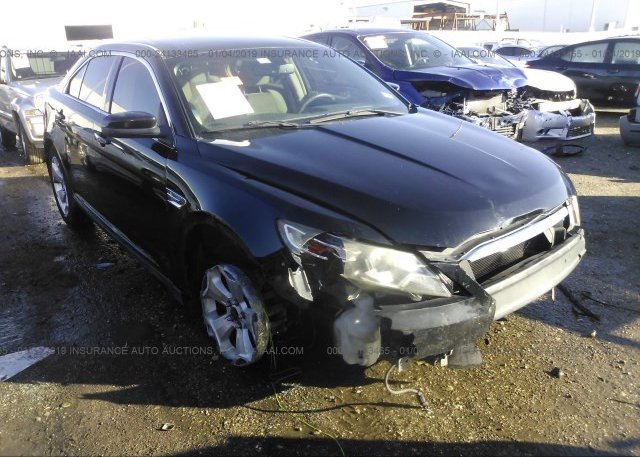 Inventory #810470471 2012 FORD TAURUS