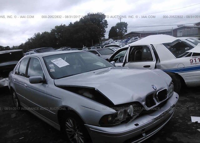 Inventory #834678568 2003 BMW 530