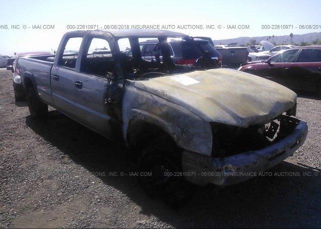 Inventory #536160687 2004 Chevrolet SILVERADO