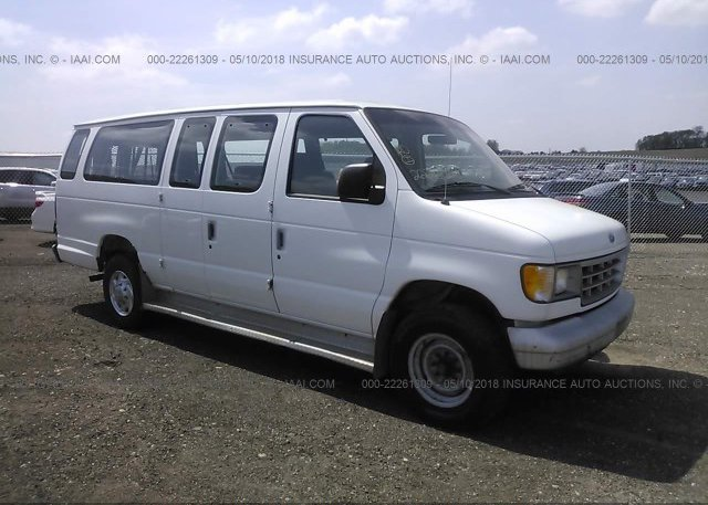 Inventory #707871041 1995 FORD ECONOLINE