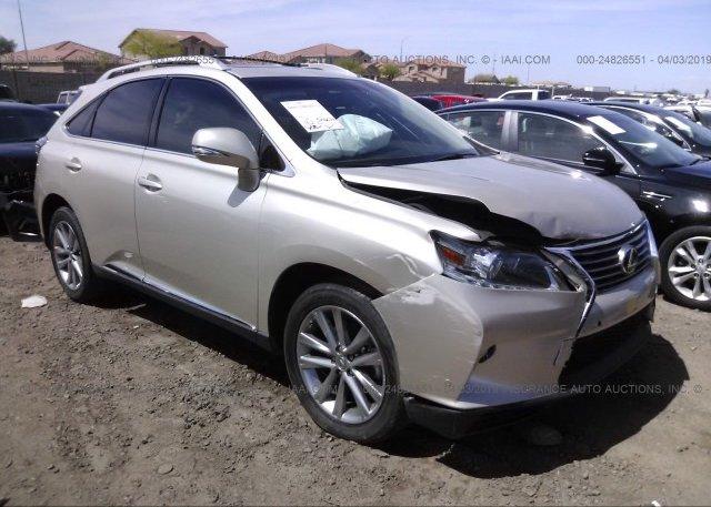 Inventory #248592713 2013 Lexus RX