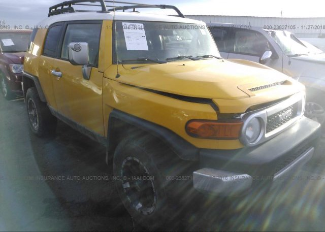 Inventory #827929589 2007 Toyota FJ CRUISER