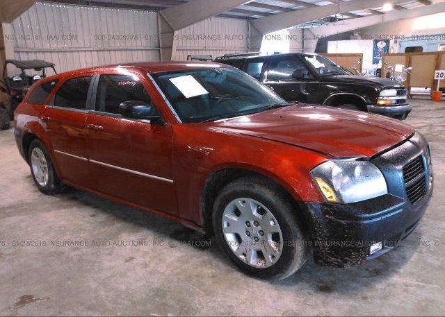 Inventory #786543703 2007 Dodge MAGNUM