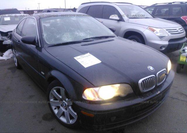 Inventory #633368135 2000 BMW 323