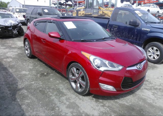 Inventory #507161690 2012 Hyundai VELOSTER