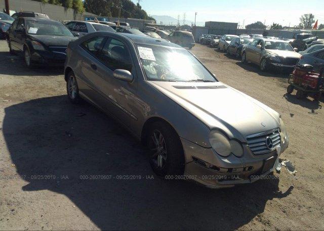 Inventory #130547830 2003 Mercedes-benz C