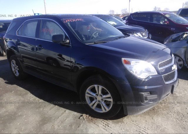 Inventory #616255611 2015 Chevrolet EQUINOX