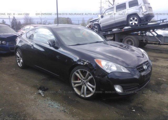 Inventory #830565475 2011 Hyundai GENESIS COUPE