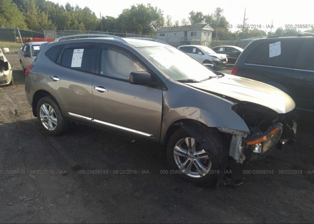 Inventory #713125396 2015 Nissan ROGUE SELECT